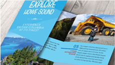 Explore Howe Sound Brochure